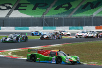 Asian Le Mans Photos - #94 Wineurasia Motorsport Ligier JSP3: Matthew Solomon, Aidan Read