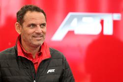 Hans - Jürgen Abt, Team principal Abt Sportsline