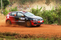 Indian Rally Photos - Karna Kudur, Nikhil Pai,  Volkswagen Polo