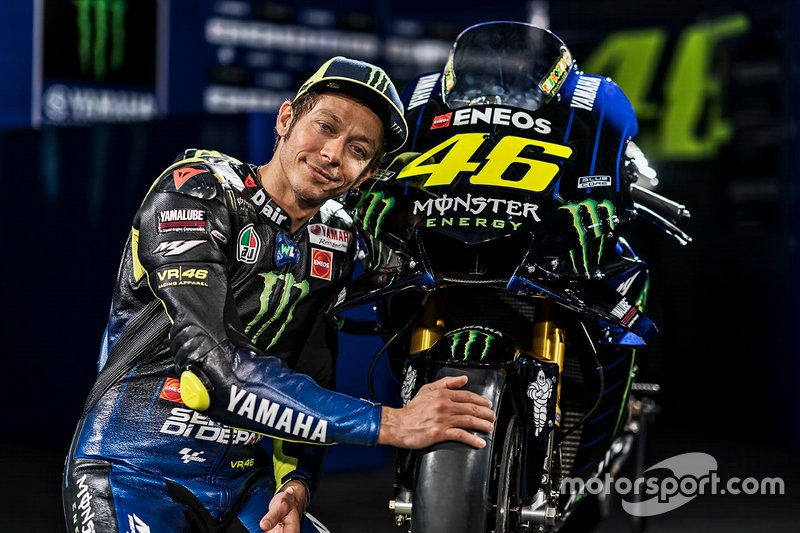 Yamaha dévoile sa MotoGP 2019
