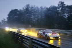 #3 Frikadelli Racing Team, Porsche 911 GT3 R: Klaus Abbelen, Sabine Schmitz, Patrick Huisman, Norbert Siedler