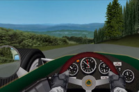 Sim racing Photos - Classic Lotus at the Nürburgring in Grand Prix Legends