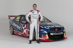 Craig Lowndes TeamVortex launch