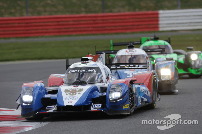 Nicolas Minassian, Maurizio Mediani, David Markozov, #27 SMP Racing BR01 Nissan