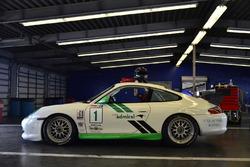 #01 MP2A Porsche GT3 driven by Warren Cooper of MGM Racing