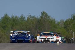 Start: #14 GMG Racing Porsche 911 GT3R: Brent Holden, Colin Braun leads