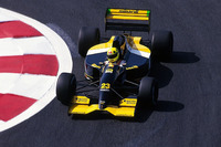 Formula 1 Photos - Christian Fittipaldi, Minardi M192 Lamborghini