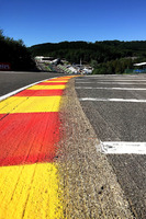 Formula 1 Photos - Famous Eau Rouge corner