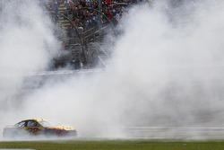 Race winner Joey Logano, Team Penske Ford