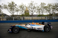 Formula E Foto - Antonio Félix Da Costa, Team Aguri