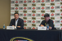NASCAR Sprint Cup Photos - Microsoft announcement