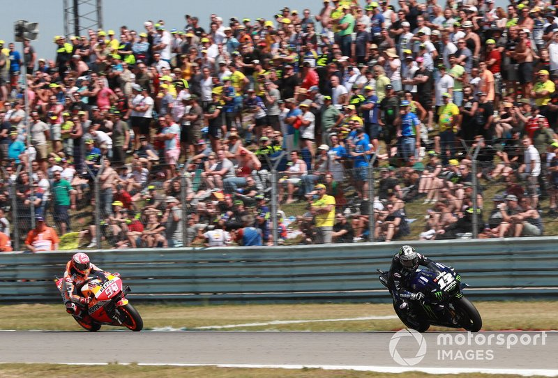 MotoGP : Quartararo se luxe l'épaule en FP3 0