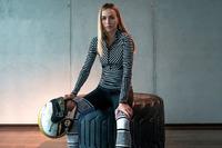 Formula 1 Fotoğraflar - Carmen Jorda, adidas'la anlaştı
