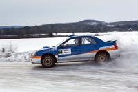 Canadian rally Photos - Maxime Labrie, Subaru Impreza