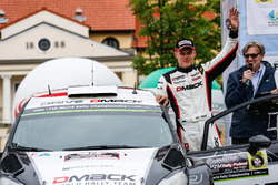 Ott Tanak, DMACK World Rally Team