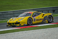Endurance Photos - #50 Spirit of Race SA Ferrari 488 GT3: Pasin Lathouras, Michele Rugolo, Alessandro Pierguidi