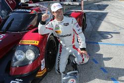 Polesitter Jonathan Bomarito, Mazda Motorsports