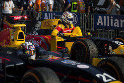 Antonio Giovinazzi, PREMA Racing and Pierre Gasly, PREMA Racing