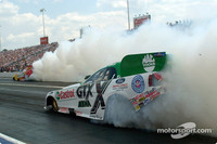 John Force hits the 100 mark
