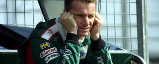 Irvine praises Schumacher's skill
