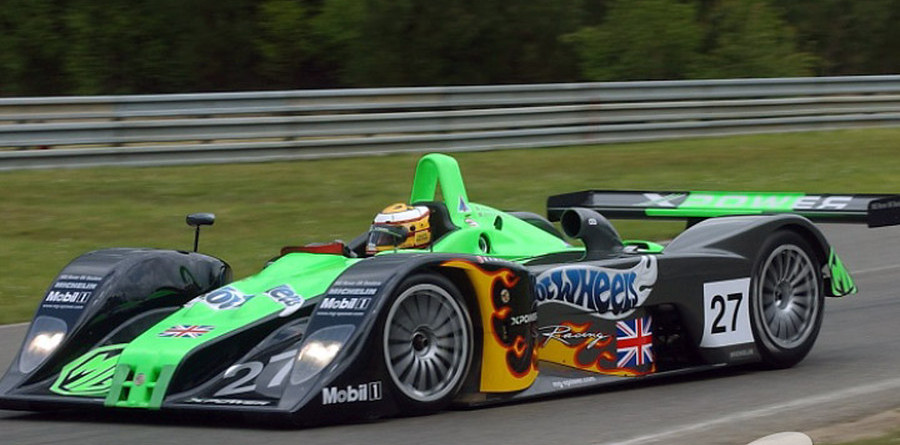 MG dominating LMP675 at Le Mans