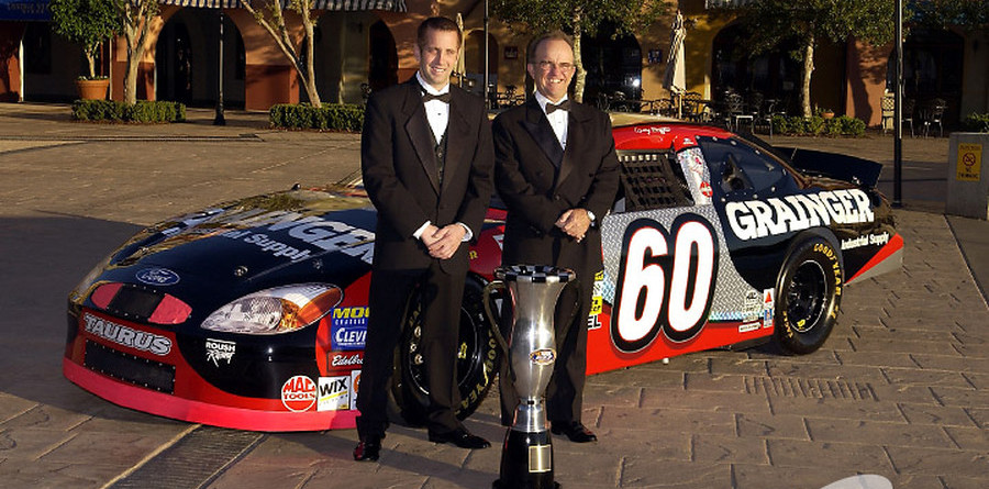 BUSCH: Biffle honored as Champion