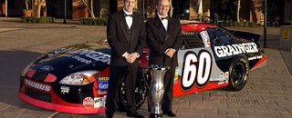NASCAR XFINITY BUSCH: Biffle honored as Champion