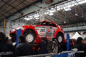 Dakar: Day two scrutineering in Marseille