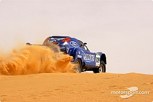 Dakar: Jean-Louis Schlesser interview