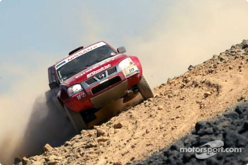 Dakar: Stage 12 Siwa - Siwa notes