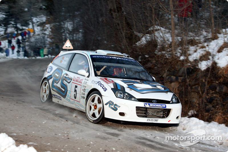 Monte Carlo: Ford leg one summary