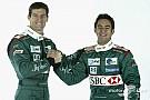Jaguar praise Webber & Pizzonia