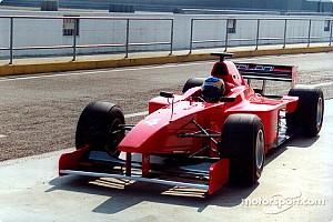 F3000 Coloni Motorsport Magione test 2003-03-25