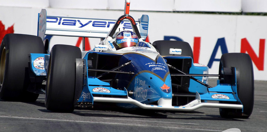 CHAMPCAR/CART: Tracy has his way in Vancouver qualifying