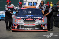 Harvick gets first pole of year at Indianapolis