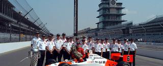 IndyCar IRL: Gil de Ferran: The Persistent Professor