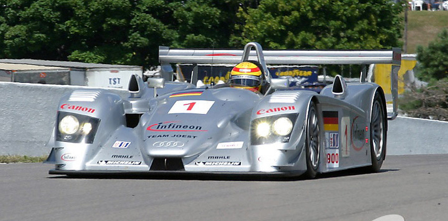 Werner places Team Joest on Road America pole