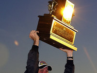 Consistent Kenseth claims championship for Roush