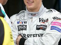 Raikkonen has first drive of MP4-19