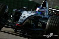 McLaren problems concern Raikkonen