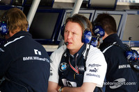 Wrong brake decision for Williams