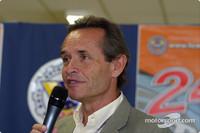 Ickx, Joest receive Spirit of Le Mans award