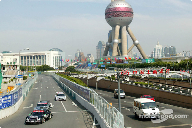 Paffett wins at Shanghai