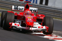 Schumacher wins Hungarian GP, Ferrari takes title