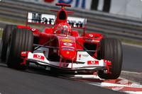 Schumacher wins Hungarian GP, Ferrari takes title
