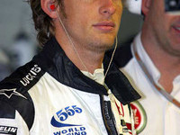 Button confident of Williams move