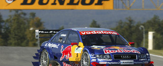 DTM Ekstrom and Audi storm to title at Brno