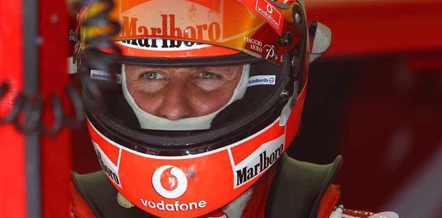 Schumacher fastest on Japanese GP Friday