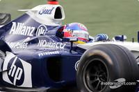 Montoya leads Brazilian GP first practice