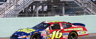 NASCAR Sprint Cup Biffle paces final practice at Homestead